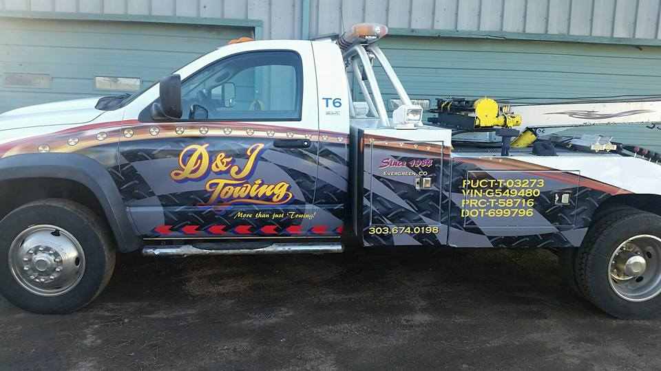 Tire Repair Near Me Open Sunday >> 24-Hour Towing Service In Evergreen, CO   Towing Service ...