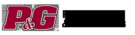 P & G Service Company Logo