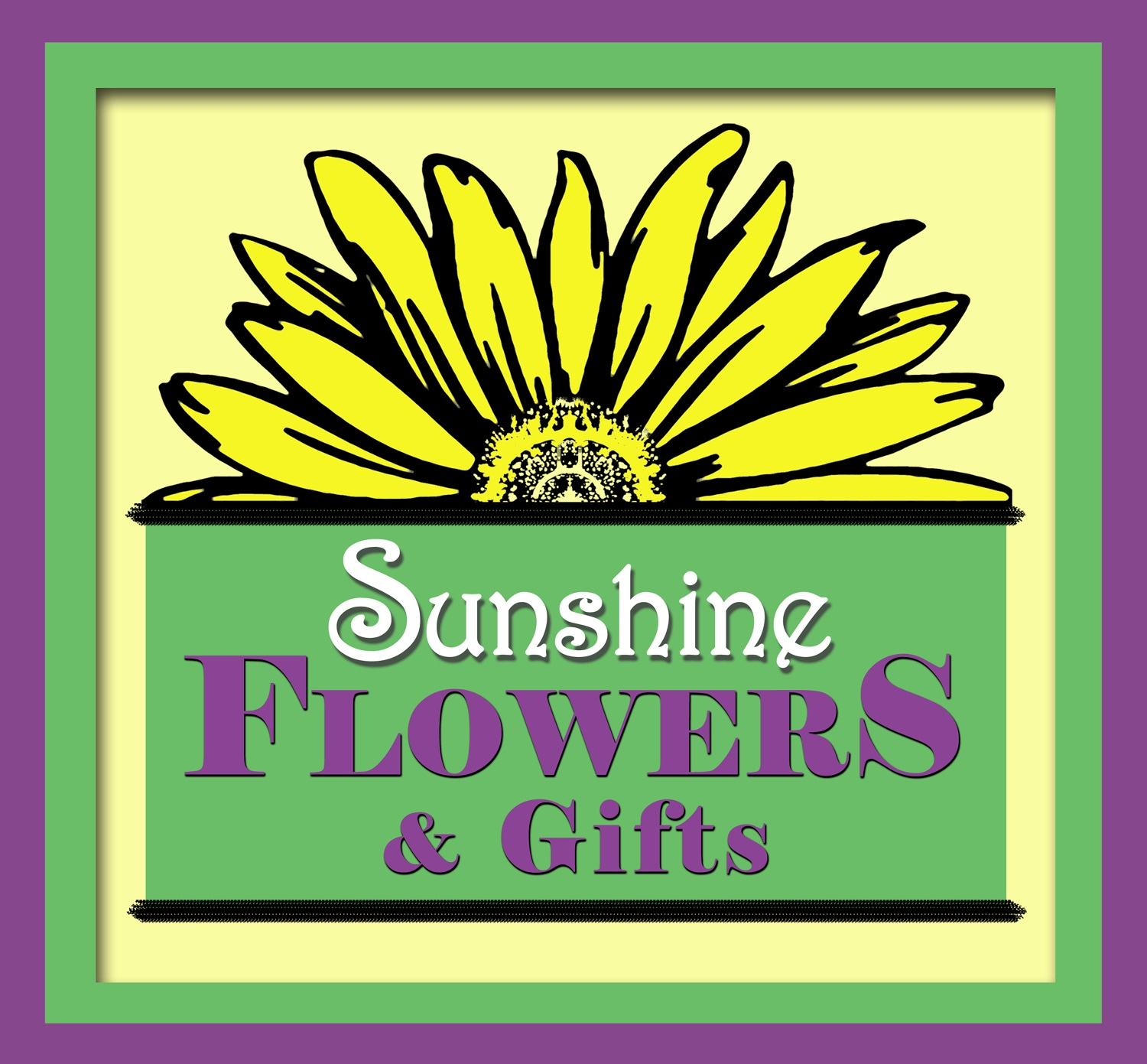Sunshine Flowers & Gifts Logo