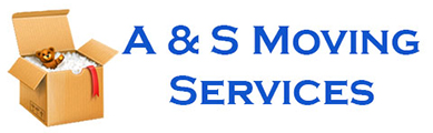 A & S Moving Services Logo