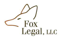 Fox Legal LLC Logo