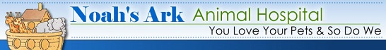 Noah's Ark Animal Hospital Logo