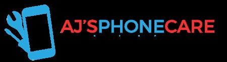 AJ's Phone Care Logo