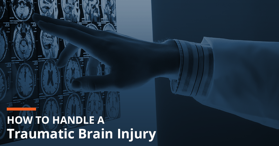 How to Handle a Traumatic Brain Injury