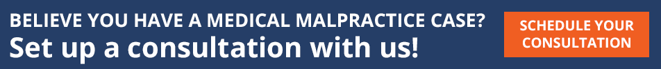 Believe you have a medical malpractice case? Set up a consultation with us!