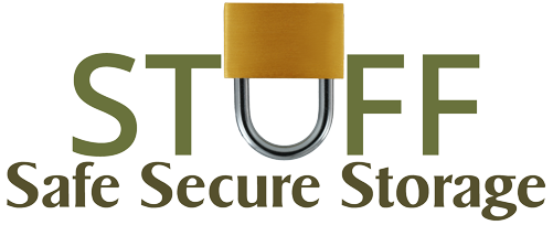 Stuff Safe Secure Storage Logo
