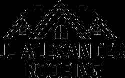 J. Alexander Roofing Logo