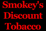 Smokey's Discount Tobacco Logo