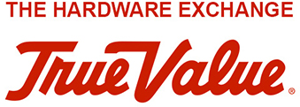 The Hardware Exchange True Value Logo