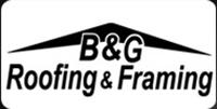B & G Roofing & Framing Logo