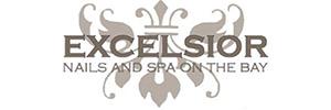 Excelsior Nails & Day Spa Logo