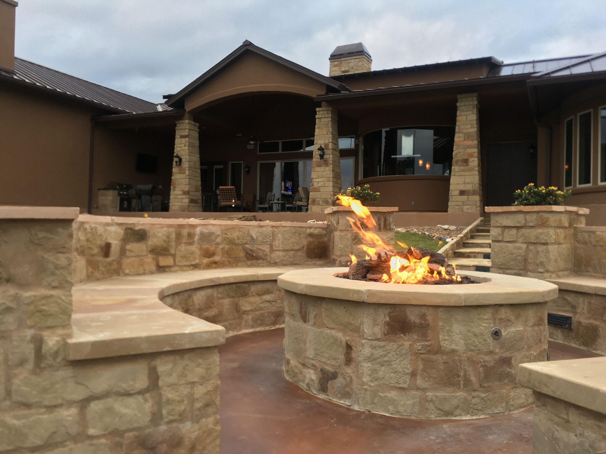 Outdoor Kitchens San Antonio, TX | Outdoor Kitchens Near ...