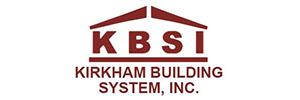 Kirkham Building System Logo