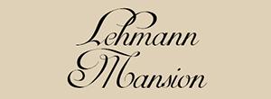 Lehmann Mansion Logo