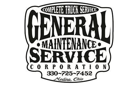 General Maintenance Service Corporation Logo