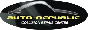 Auto-Republic Collision Repair Center Logo