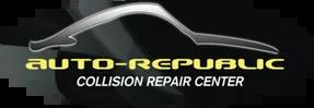 Auto-Republic Collision Repair Center Logo