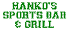 Hanko's Sports Bar & Grill Logo