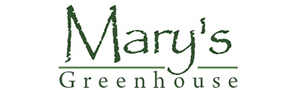 Mary's Greenhouse Logo