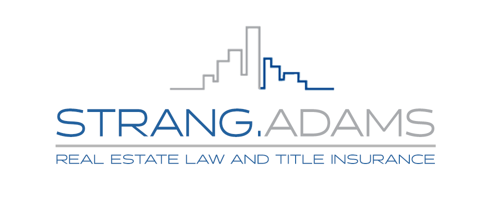 Strang Adams, P.A.-A Real Estate Law and Title Insurance Firm Logo