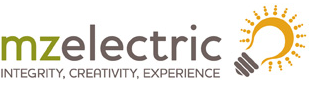 MZ Electric Logo