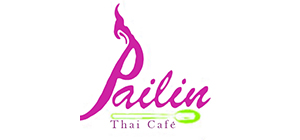 Pailin Thai Cafe Logo