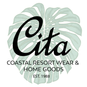 Cita Coastal Resort Wear & Home Goods Logo