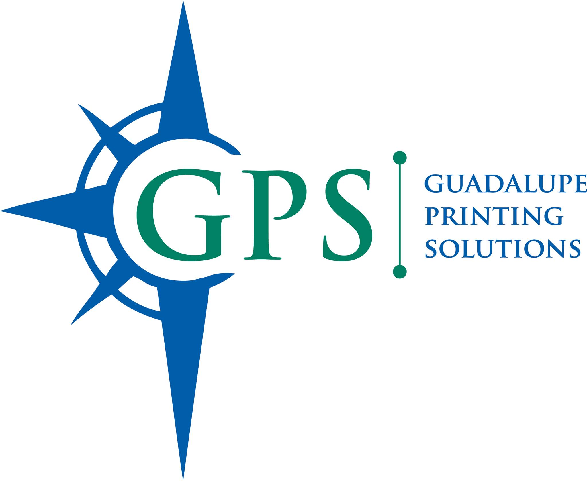 Guadalupe Printing & Solutions Logo