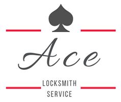 Ace Locksmith Service Logo