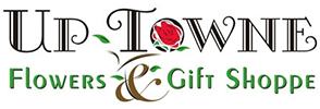 Up-Towne Flowers & Gift Shoppe Logo