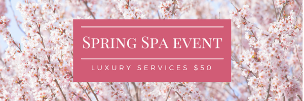 Spring Spa Event