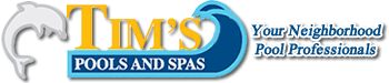 Tim's Pools & Spas Logo