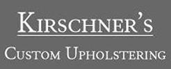 Kirschner's Custom Upholstery Logo