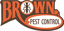 Brown Pest Control Logo