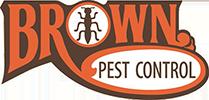 Brown Pest Control Logo