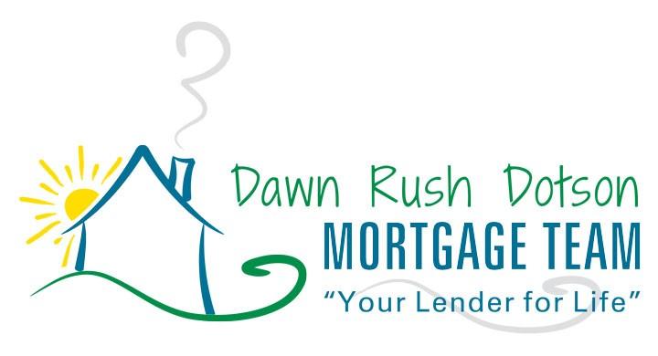 Dawn Rush Dotson Mortgage Team Logo