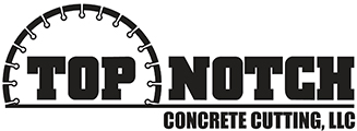 Top Notch Concrete Cutting Logo
