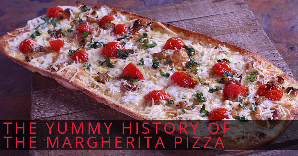 The Yummy History of the Margherita Pizza