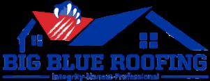 Big Blue Roofing Logo