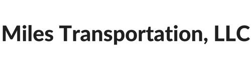Miles Transportation, LLC Logo