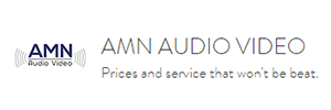 AMN Audio Video Logo