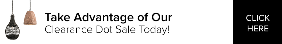 Take Advantage of our Clearance Dot Sale Today!