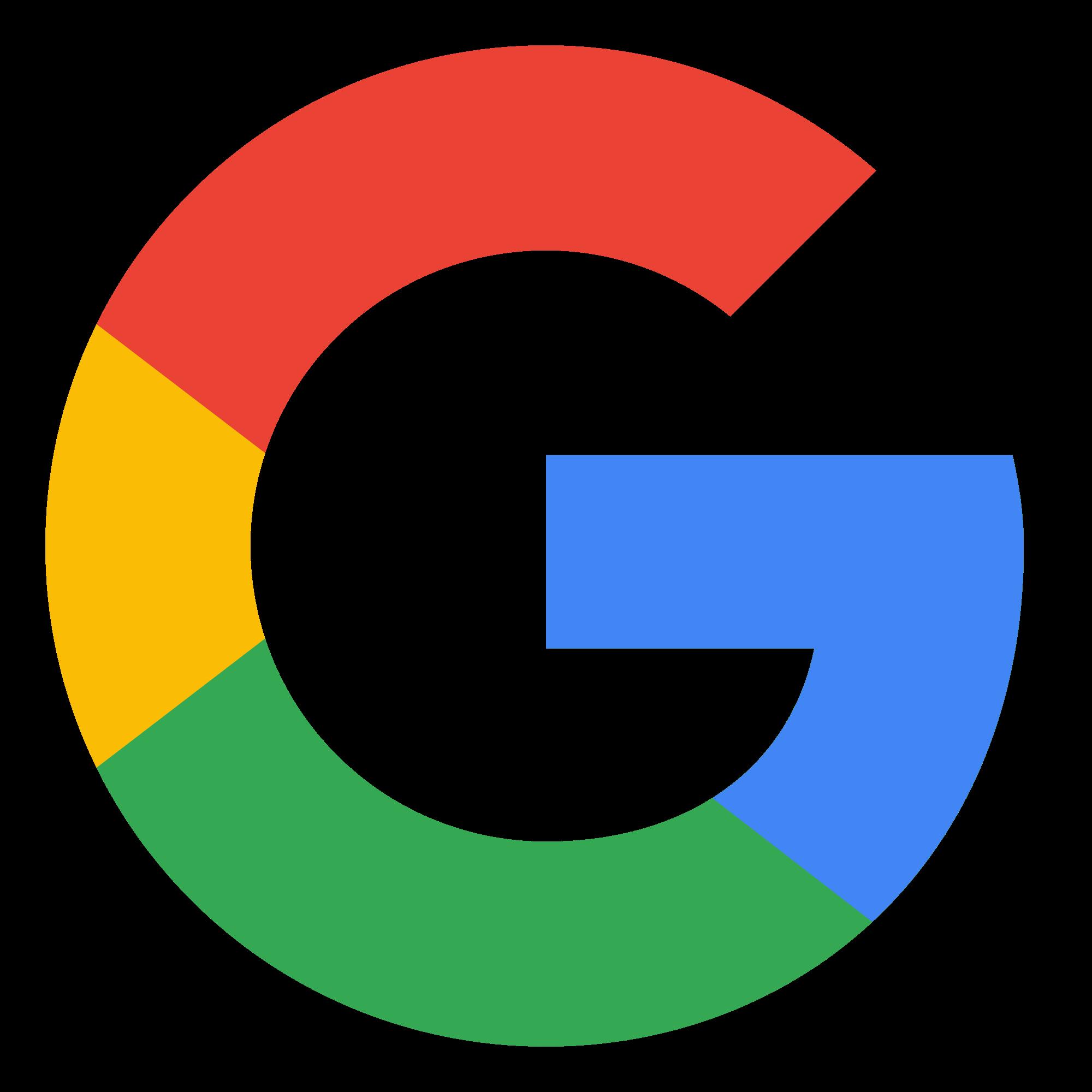 Small Google Logo