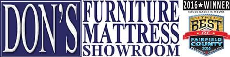 Don's Furniture and Mattress Showroom Logo
