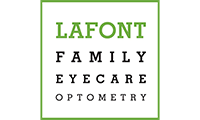 LaFont Family Eyecare Optometry Logo