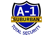 A-1 Suburban Total Security Logo