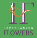 Happy Canyon Flowers Logo