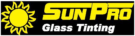 Sun Pro Glass Tinting Logo