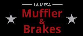La Mesa Mufflers & Brakes Logo