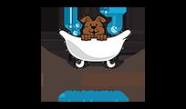 Barky Mountain Grooming Logo